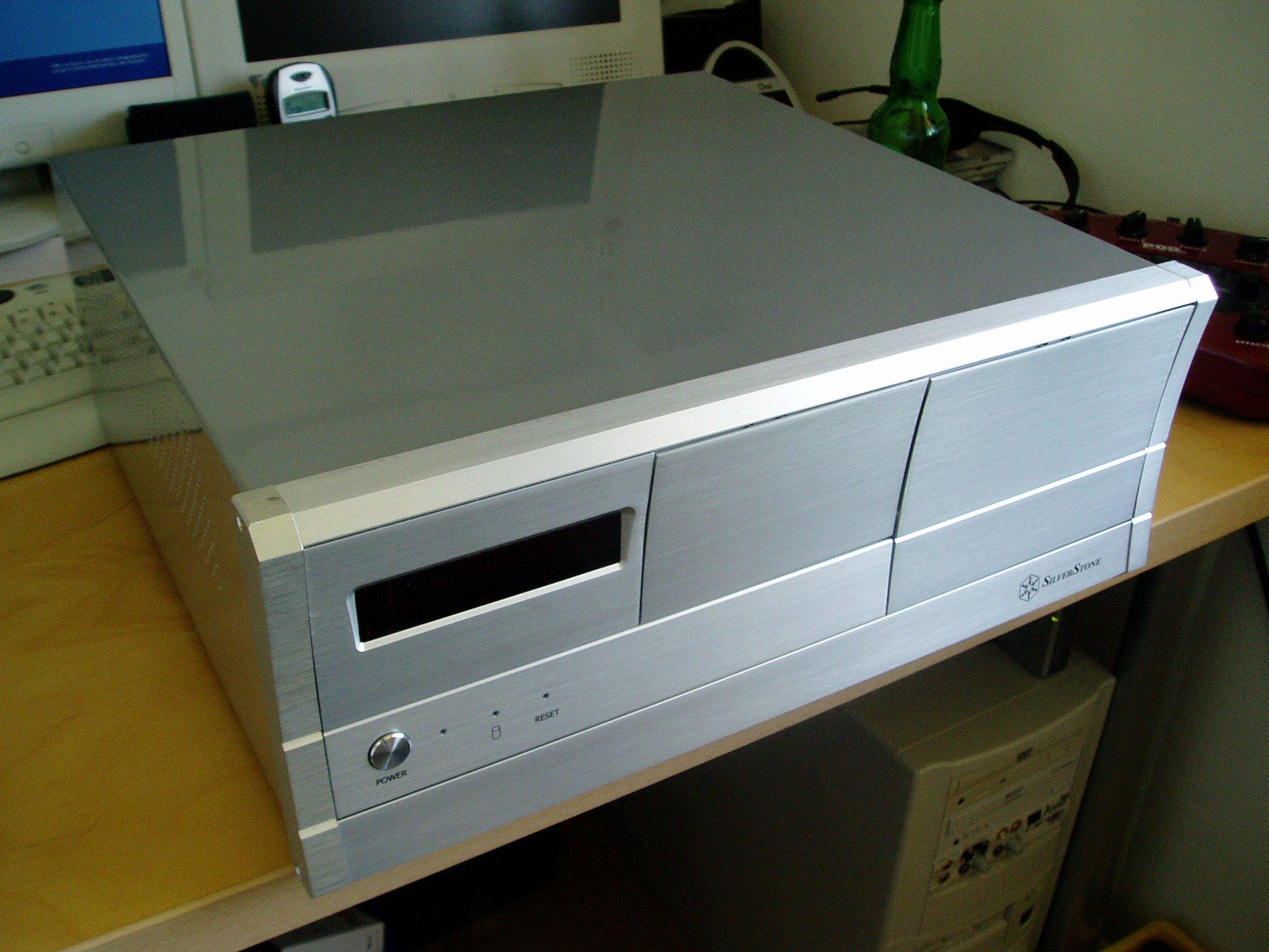 Media Pc Winxp Mce Hsh Wiring Mod To Hh Sss Alloutputcom Silverstone Lc03v Htpc Case