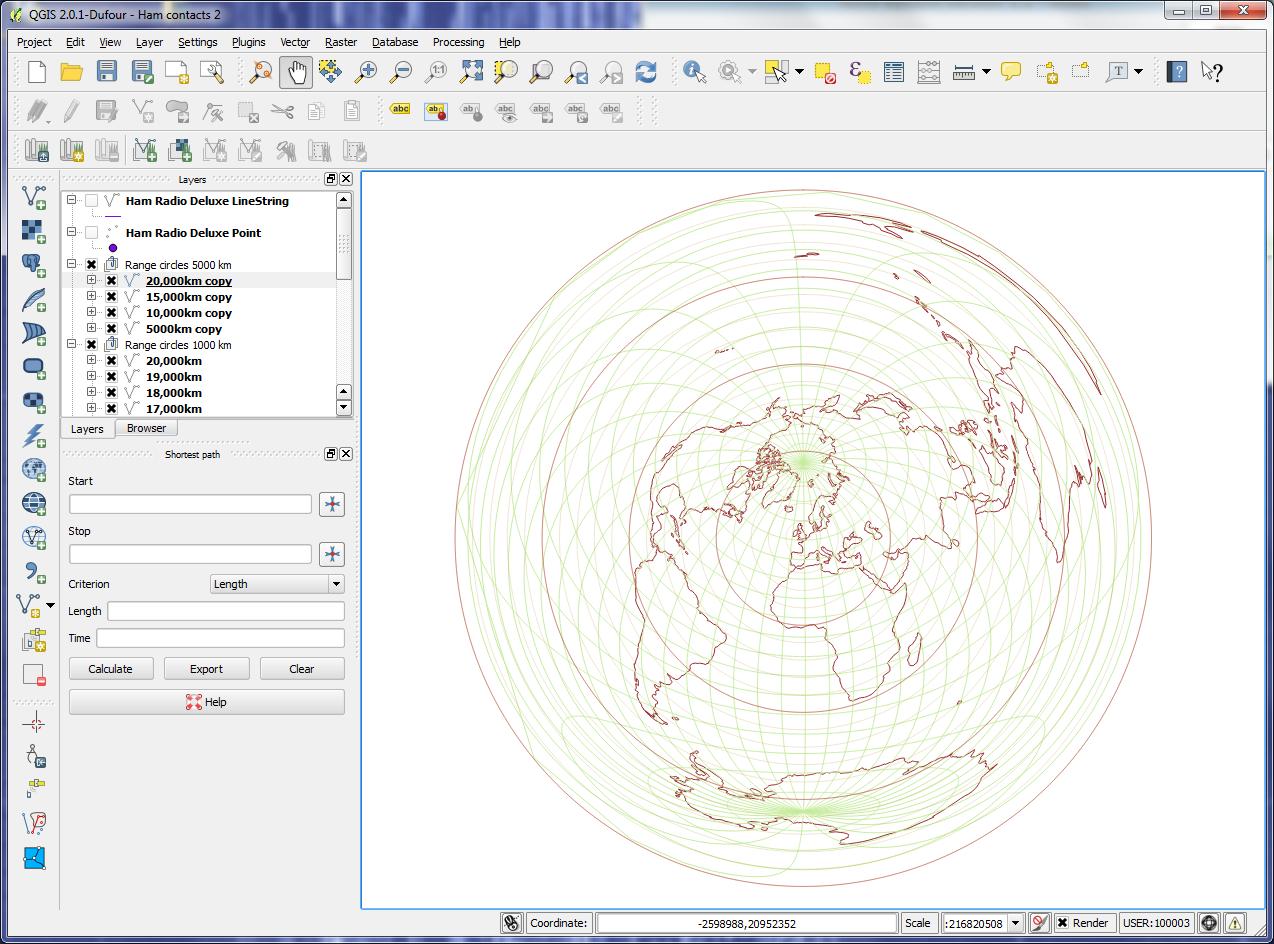 Gis for radio maps alloutput qgis world map azimuthal equidistant 1000km range circles gumiabroncs Images