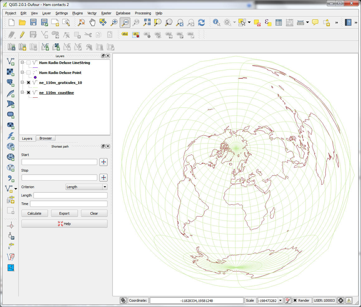 GIS for Radio Maps – ALLOUTPUT com