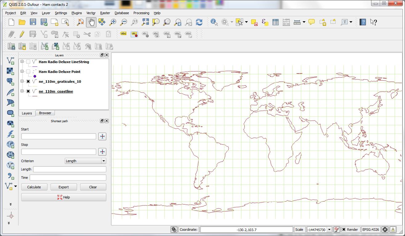 Gis for radio maps alloutput qgis world map wgs84 crs gumiabroncs Images