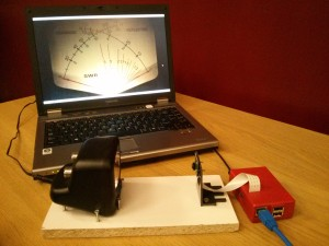 Making the RPi camera mount